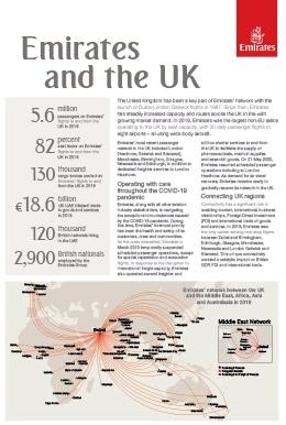 Emirates ve Birleşik Krallık