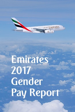 Emirates 2017 Gender Pay Report