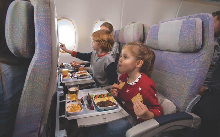 Travelling With Infants On Board Family Travel Emirates