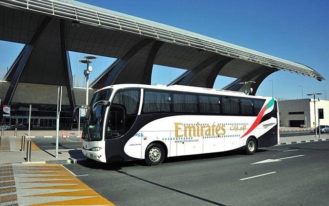 كيف تجدون طريقكم إلى المبنى رقم 3 الخاص بطيران الإمارات | طيران الإمارات  الإمارات العربية المتحدة