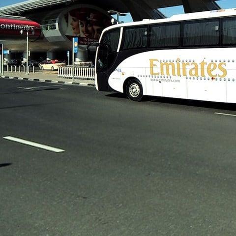 Shuttle Service Dubai International Airport Before You Fly Emirates Australia
