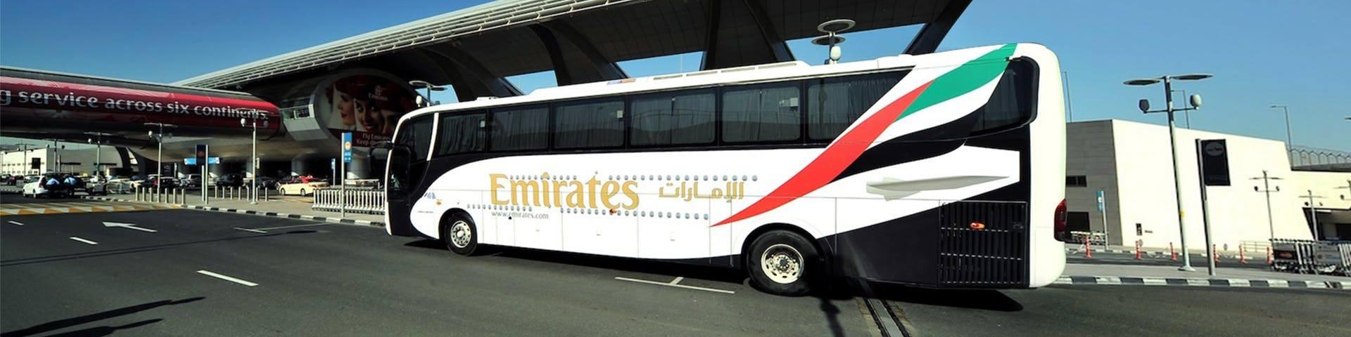 Shuttle Service Dubai International Airport Emirates United States