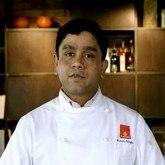 Chef Ravi Nage