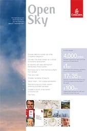 Open Sky September 2015