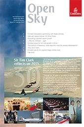 Open Sky Fevereiro de 2016