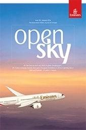 Open Sky Janeiro de 2018