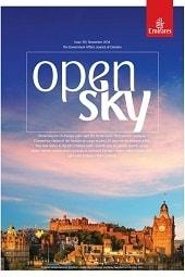 Open Sky November 2018