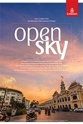 Open Sky - marzo de 2019