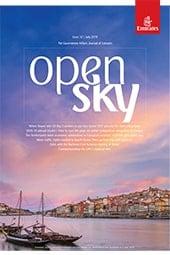 Open Sky July 2019