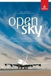 Open Sky September 2017