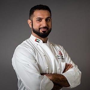 Chef Saud Al Matrooshi