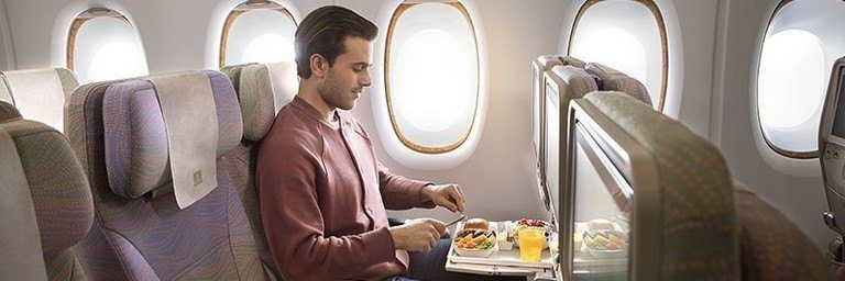 Emirates Economy Class Cabin Features Cabin Features Emirates United States