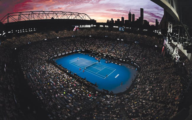 Australian Open Night Session Tuesday