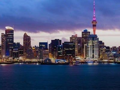 Louer une voiture à Auckland