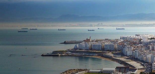 By i Algier