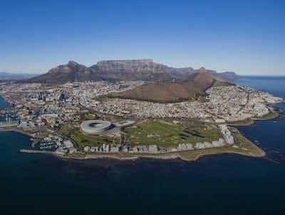 Sewa mobil dari Cape Town