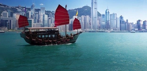 Country of Hong Kong, China