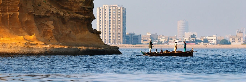 City of Karachi