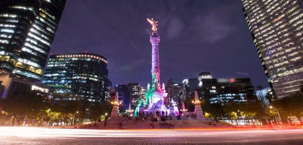 City of Mexico City