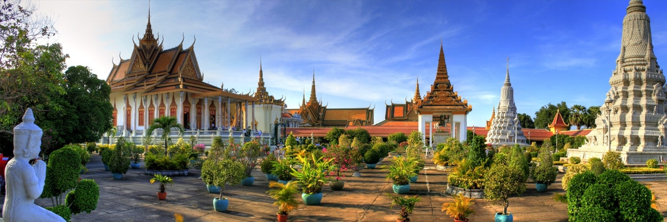 City of Phnom Penh