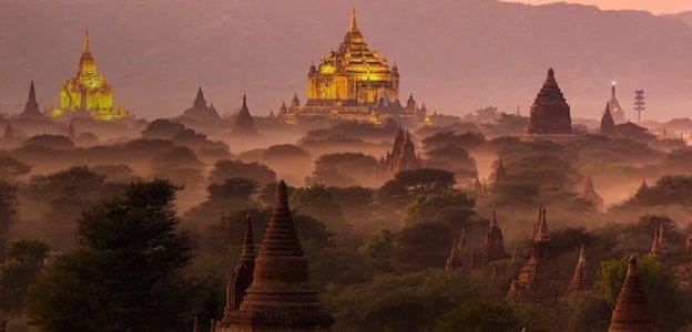 Country of Myanmar
