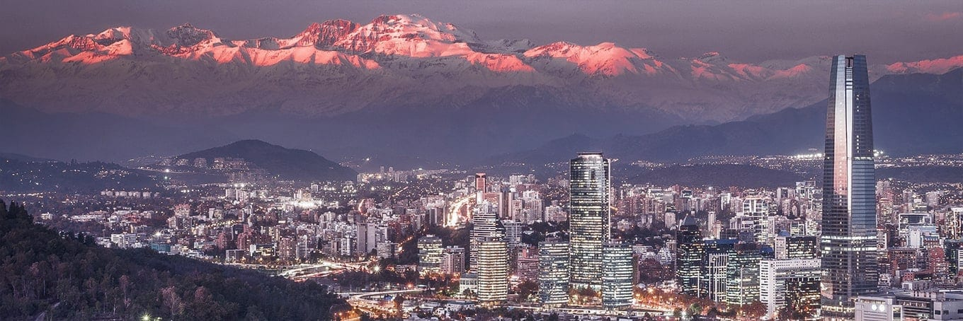 City of Santiago De Chile